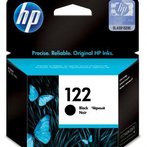 HP 122 Black Original Ink Cartridge CH561HE