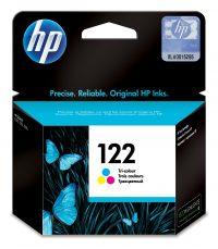 HP 122 Tri-color Original Ink Cartridge CH562HE