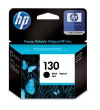 HP 130 Black Original Ink Cartridge C8767HE