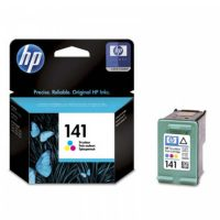 HP 141 Tri-color Original Ink Cartridge CB337HE
