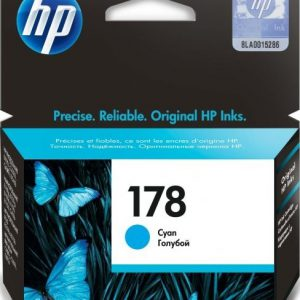 HP 178 Cyan Original Ink Cartridge CB318HE