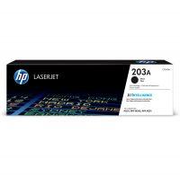 HP 203A Black Original LaserJet Toner Cartridge CF540A