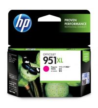 HP 951XL High Yield Magenta Original Ink Cartridge CN047AE