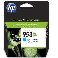 HP 953XL High Yield Cyan Original Ink Cartridge F6U16AE