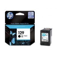 HP Ink 129 for InkJet Printing 420 Page Yield - Black