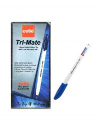 CELLO Tri-Mate Ball Point Pen 12 PCS