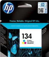 Hp 134 black ink c9363he