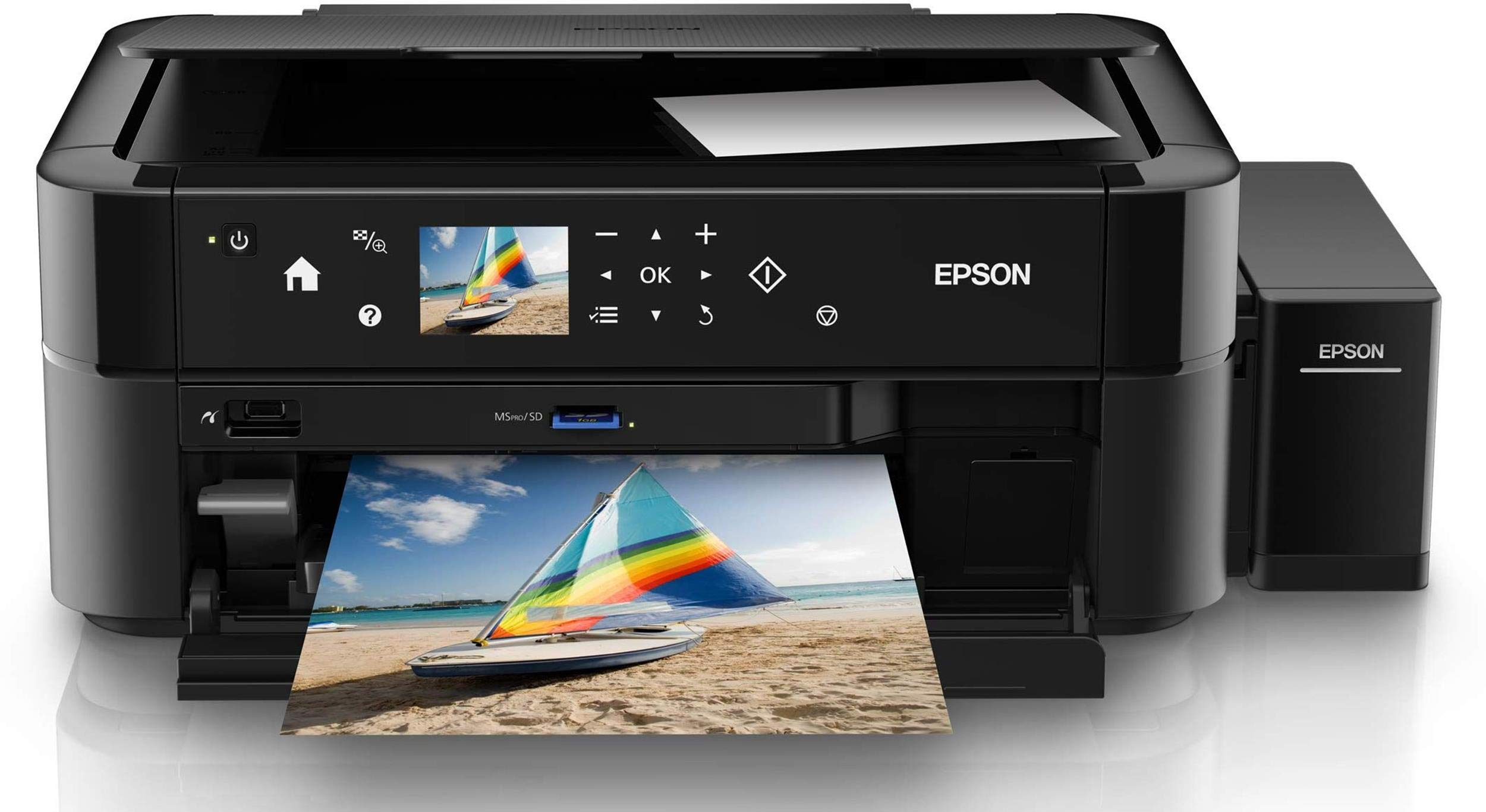 Epson L805 Wi Fi Photo Ink Tank Printer Star Light Supplies Kuwait No 1 Online Portal For Office Supplies And Stationery In Kuwait